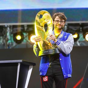 神抽至上! WESG全球總決賽爐石傳說項目冠軍出爐