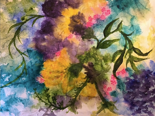 """""""Magical Blooms"""" by Jane McGeehan"""