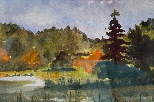 """""""Solitude"""" by Linda Flatley"""