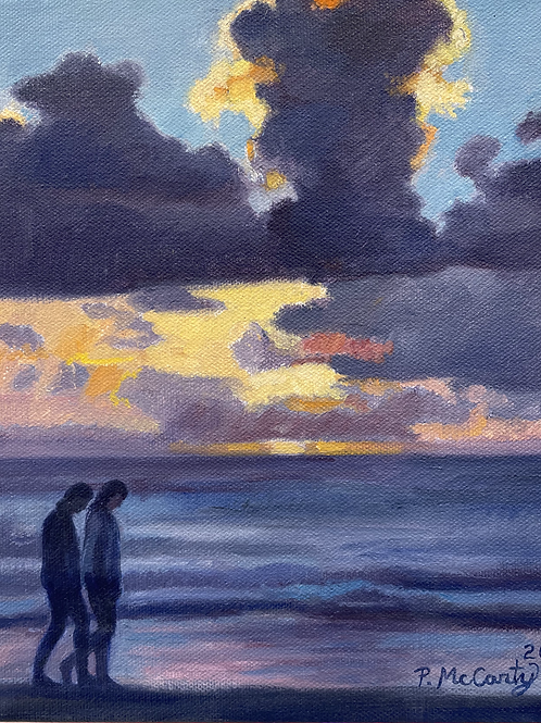 """""""Florida Sunset"""" by  Peggy McCarty"""