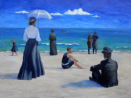 """""""Beach Fun"""" by Sam Hoffman"""