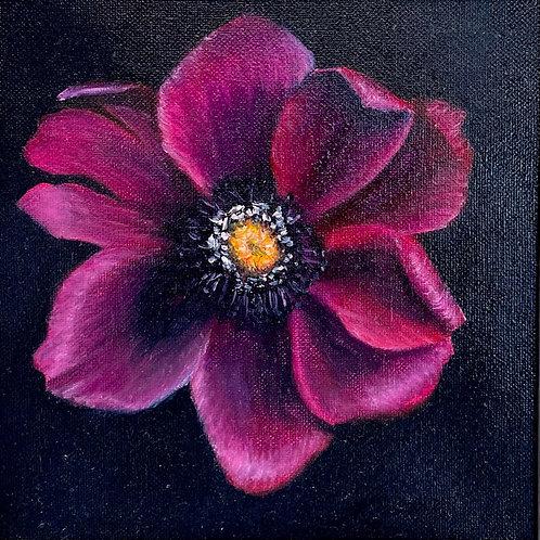 """""""Flower #2 """" by Natallia Yenza"""