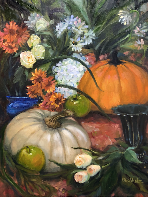 """""""October at Home"""" by Terri Buchholz"""