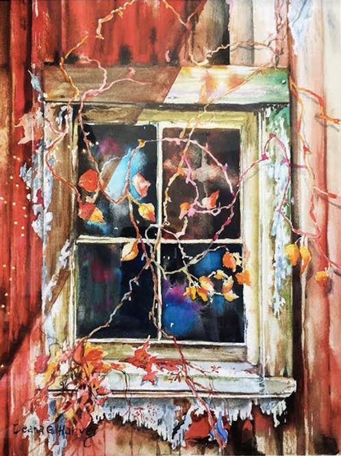 """""""Bittersweet Window"""" by Deana Harvey"""