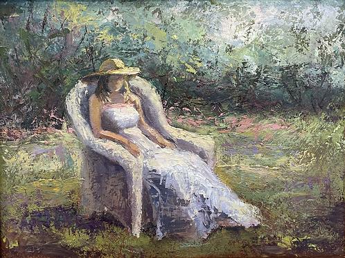 """""""Summer Wicker"""" by Stacia Alexander"""
