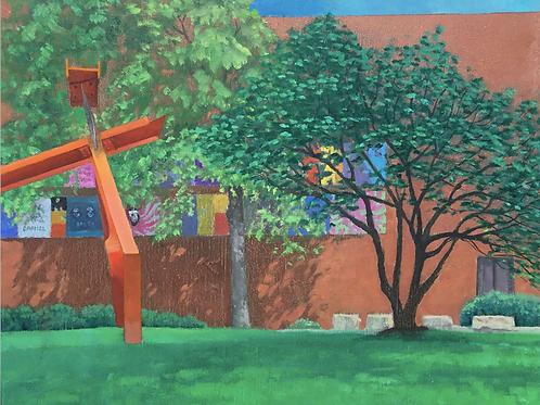 """""""Freimann Square"""" by Daniel Bourbonnais"""