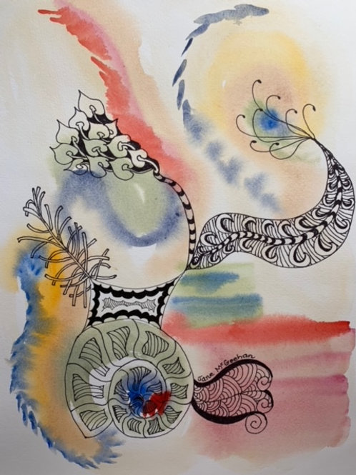 """Sea Mysteries"" by Jane McGeehan"