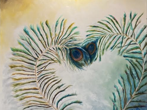 """""""Feathered Heart"""" by Kelly Bremer"""