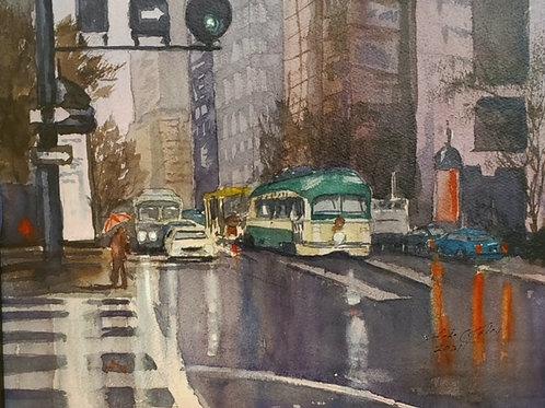 """""""Mass Transit"""" by John Kelty"""