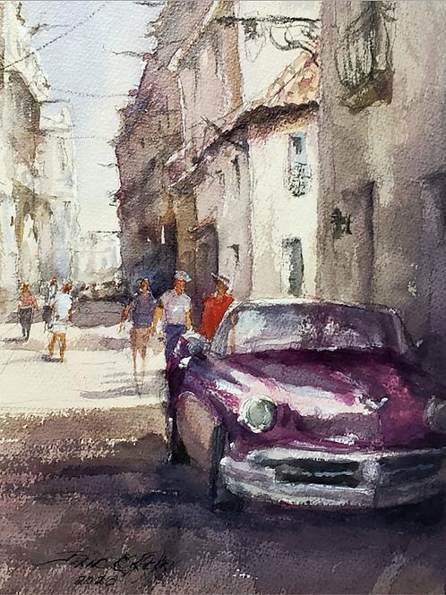 """""""A Buick in Havana"""" by John Kelty"""