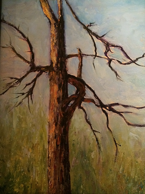 """Standing Tall"" by Barb Yoder"