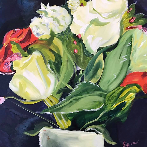 """""""A Bloomin Floral"""" by Lylanne Mussleman"""