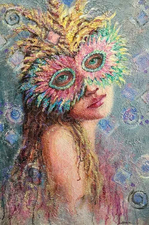 """""""Behind the Mask"""" by Stacia Alexander"""