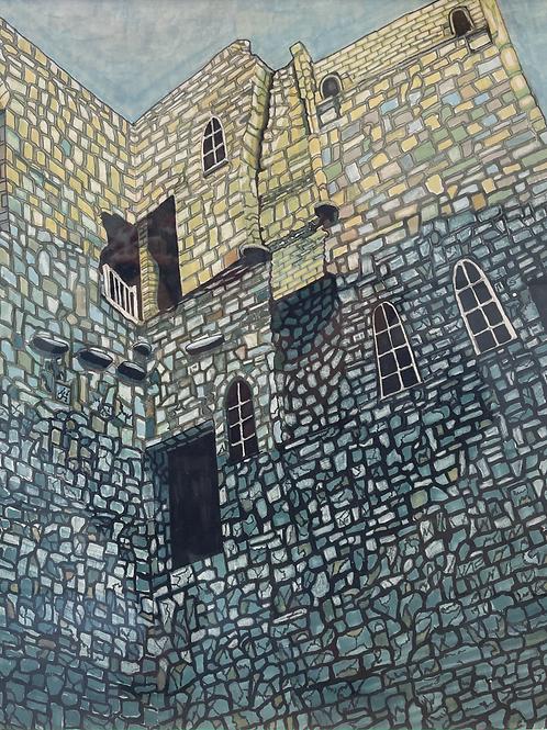 """""""Castle Ruin"""" by Robert Einhaus"""