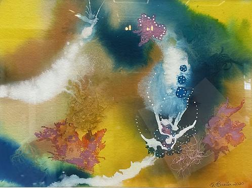 """Seas Away"" by Susan Baxter"