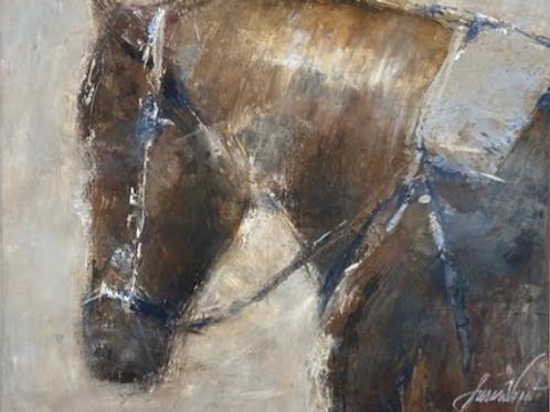 """Old Gus"" by Susan Voigt,"