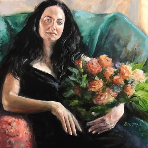 """Reposed"" by Terri Buchholz"