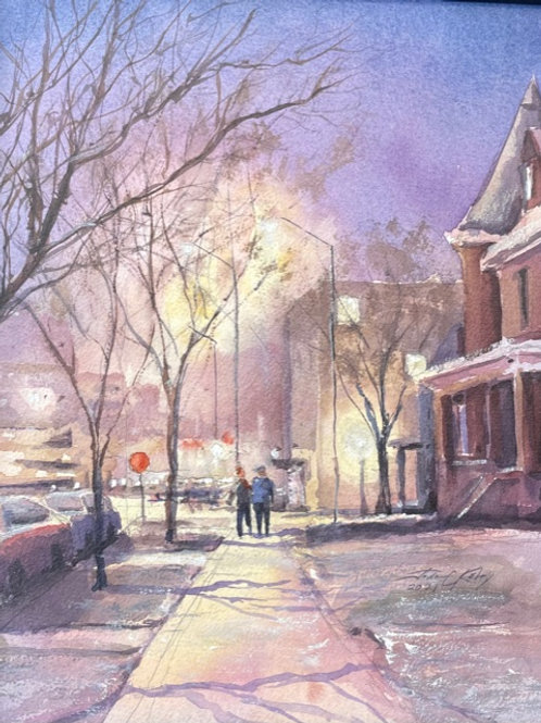 """""""Cold Snap"""" by John Kelty"""