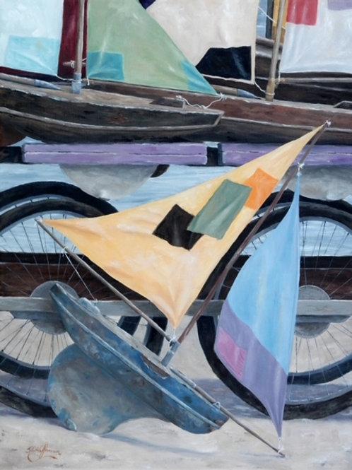 """""""Yacht Club"""" by Sam Hoffman,"""