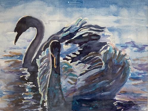 """Afterglow"" by Nancy Longmate"