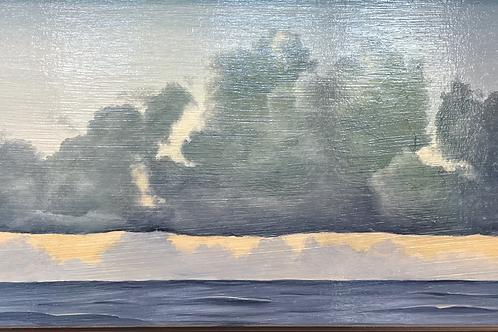 """Atlantic Sunrise"" by Sam Hoffman"