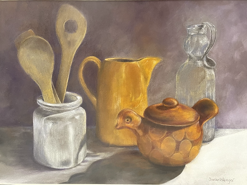 """""""Kitchen Collection"""" by Susan Wenger"""