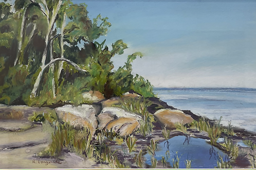 """Michigan Coast"" by Nancy Longmate"