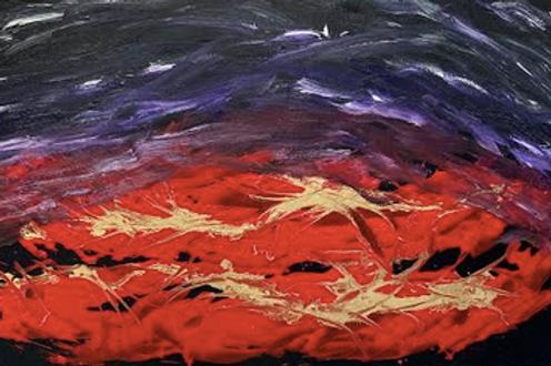 """Wine Dark Sea"" by Robert Vegeler"