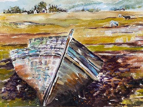 """Driftwood"" by Nancy Longmate"
