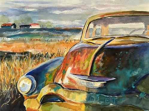"""Chevy"" by Nancy Longmate"