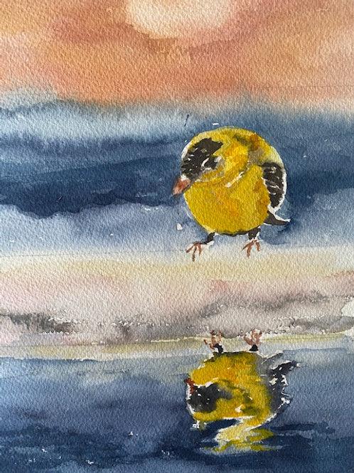 """""""Reflection"""" by Nancy Longmate"""