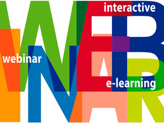 IPHARMA series of educational webinars