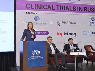 8-10 ноября ИФАРМА на форуме «Клинические исследования в России 2016»