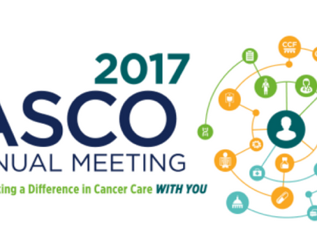 IPHARMA reportat at ASCO Annual Meeting 2017 on the results of clinical trials