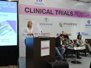 ИФАРМА на форуме «Клинические исследования в России»Института Адама Смита