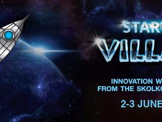 Конференция Startup Village в Сколково 2-3 июня 2014 года