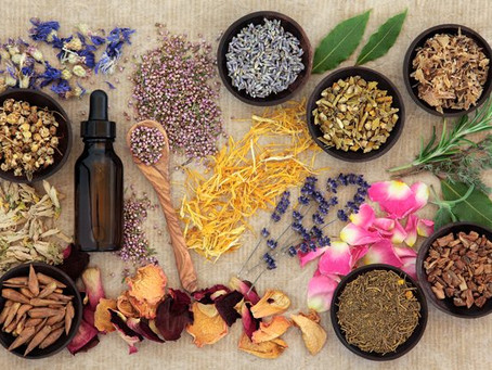 Between Naturopathy and Homeopathy