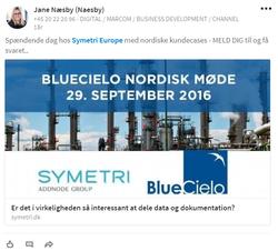 Symetri_BlueCielo_Nordisk_Møde_2016