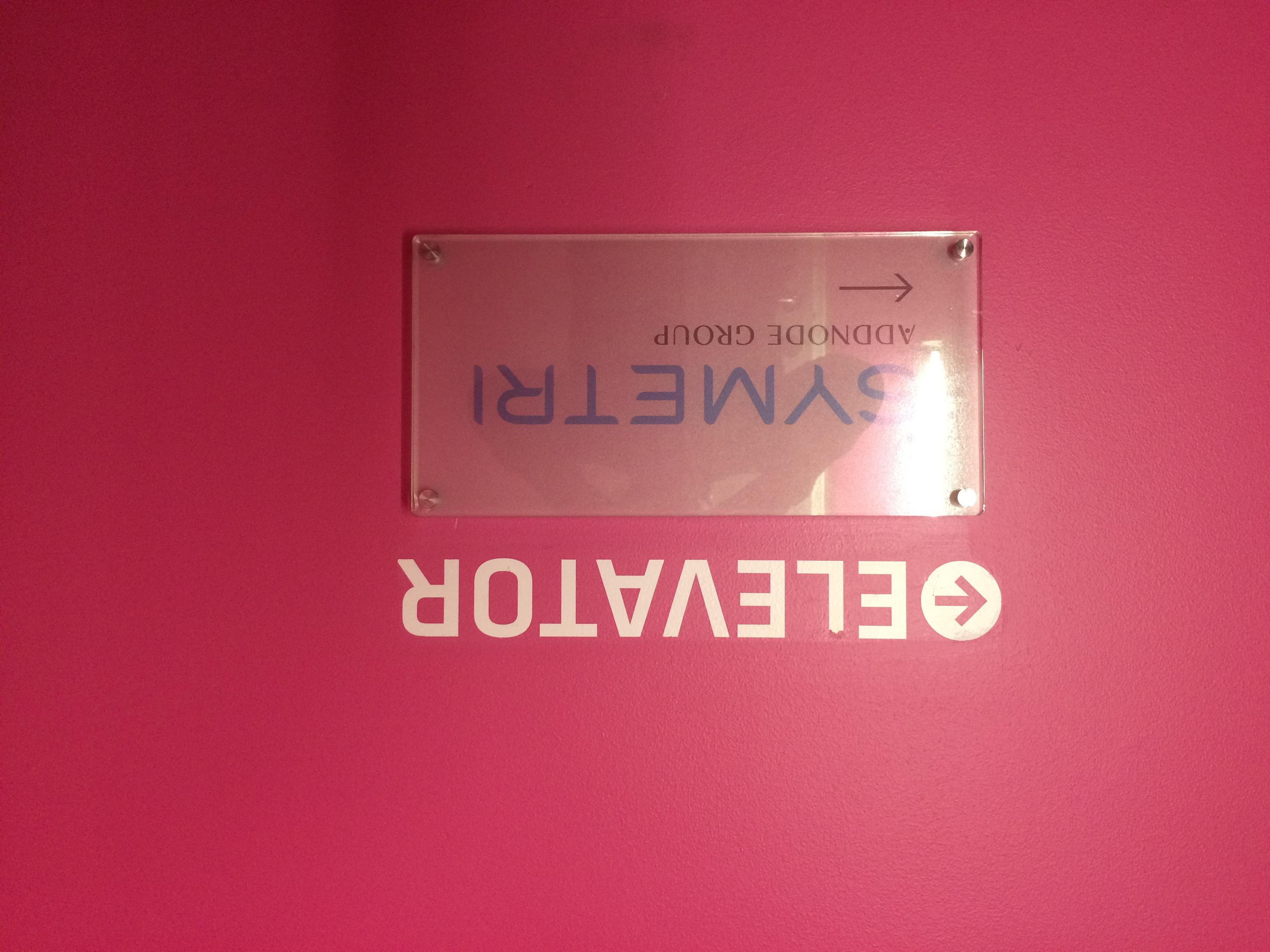 SYMETRI_ Ny Branding