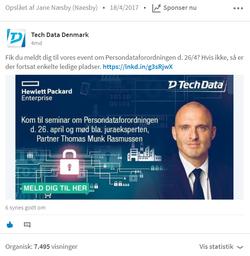 Tech Data_opslag Persondataforordningen April 2016