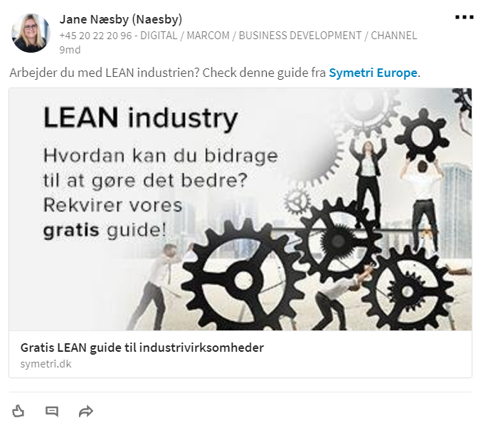 Symetri_LEAN industry guide