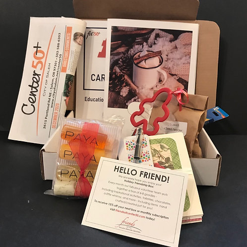 Friendship Box & Special Subscription