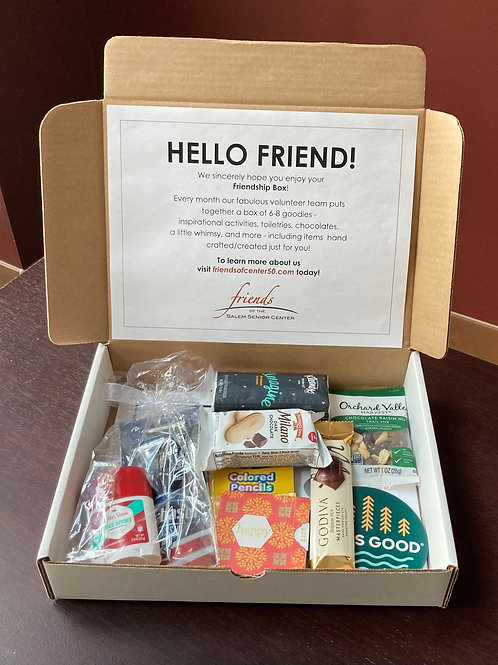 Father's Day Friendship Box & Special Subscription
