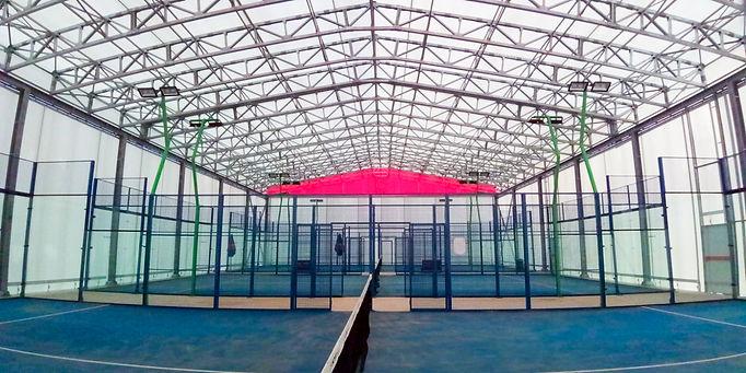 campo sportivo Padel