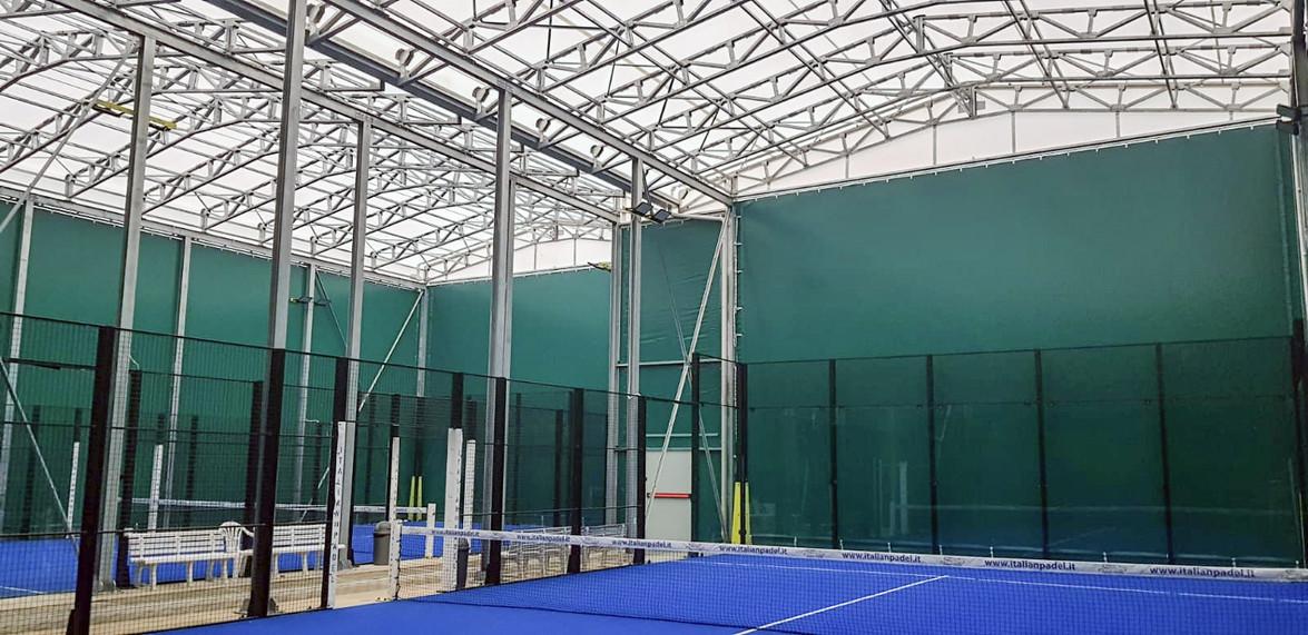 Copertura Padel Villaforte Tennis