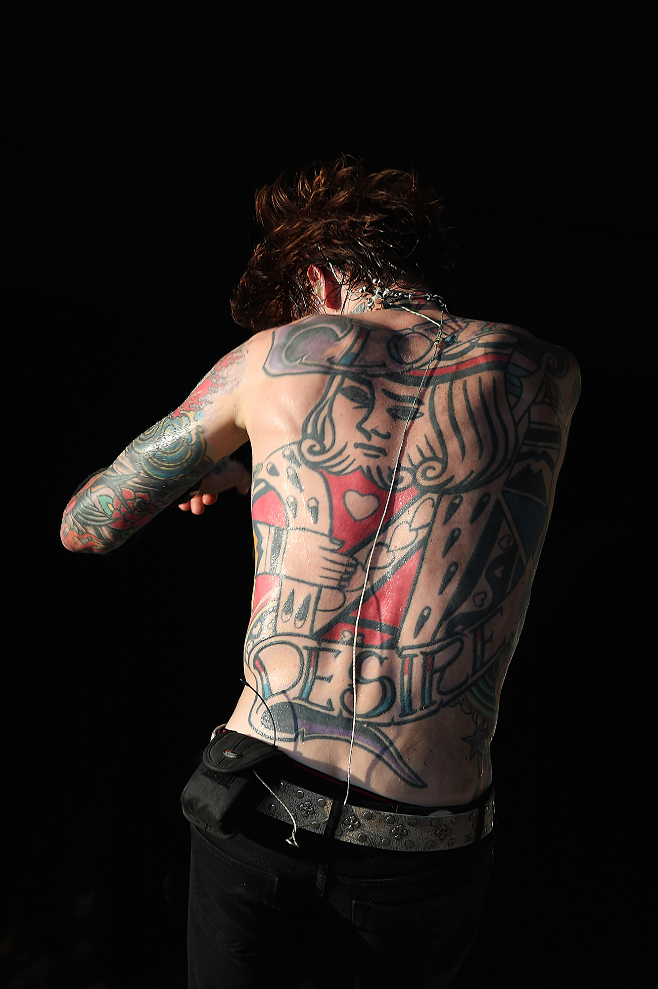 Josh Todd - Buckcherry