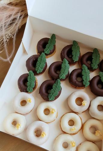 donuts jungle