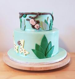 cake design jungle