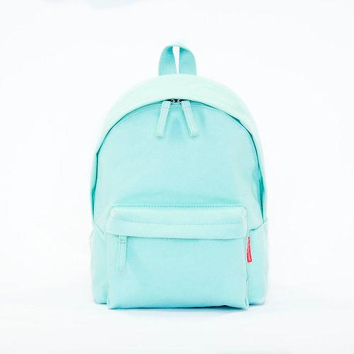 Waterproof Canvas Mini Backpack (Turquoise)