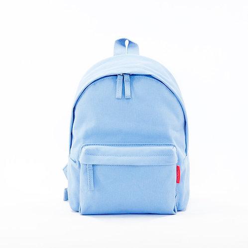 Waterproof Canvas Mini Backpack (Blue)